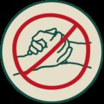 Praxiskonzepte Kein Händeschütteln